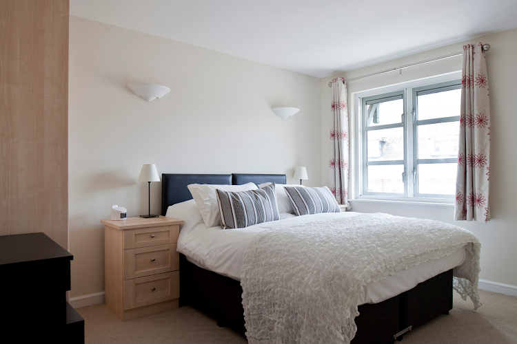 Two bedroom apartment at Curzon House