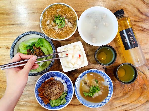 鳳邑麵線 自由店 古早味排隊老店 銅板價口袋美食