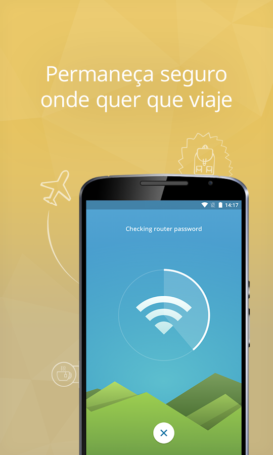 Mobile Security & Antivirus– captura de ecrã