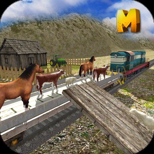 動物輸送列車シムの3D 模擬 App LOGO-APP試玩