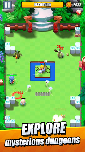 Rungeon  captures d'écran 1