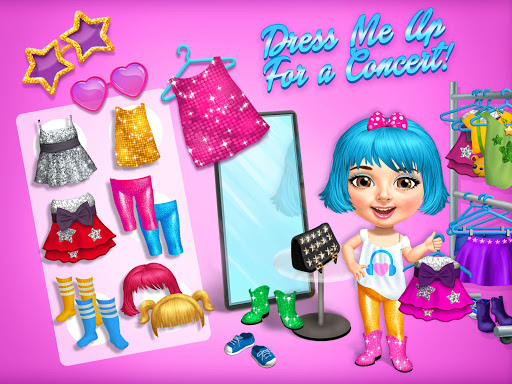 Sweet Baby Girl Pop Stars - Superstar Salon & Show  screenshots 11