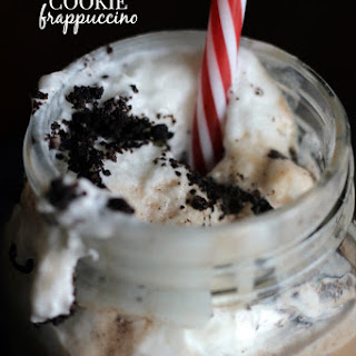 Copycat Oreo Cookie Frappuccino