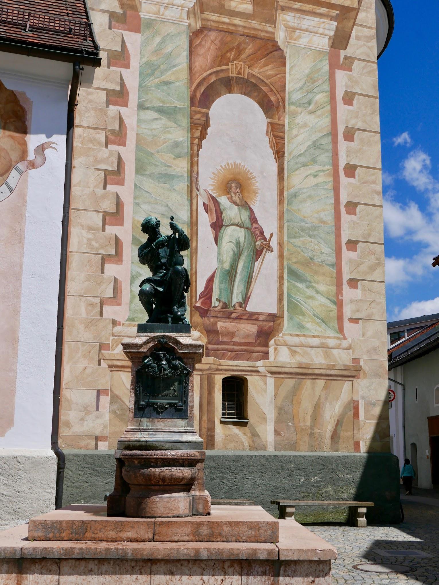 Pfarrei St. Peter und Paul, Mittenwald, Germany