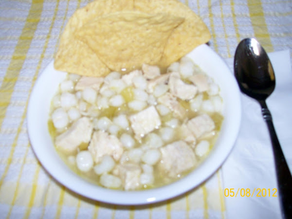 Truby Texas White Chili Recipe