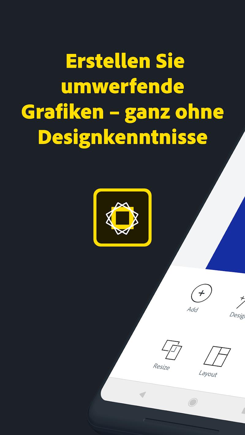 Adobe Spark Post: Graphic design made easy v4.3.2 [Unlocked] [Latest]