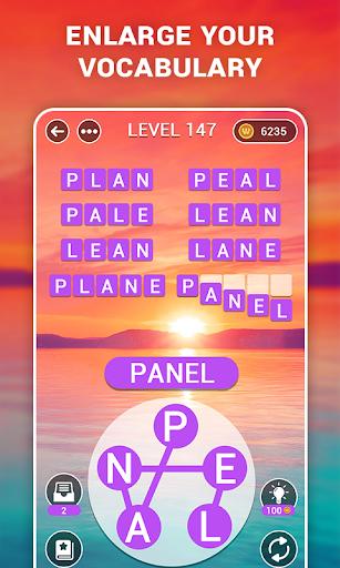 WordsMania - Meditation Puzzle Free Word Games 1.0.6 screenshots 4