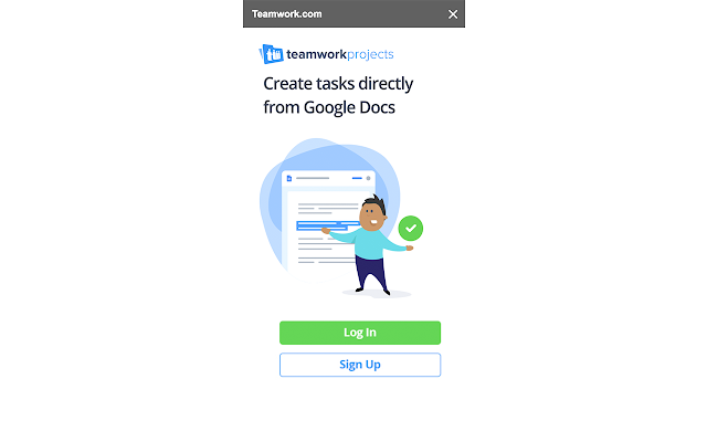 teamwork projects for google docs g suite marketplace