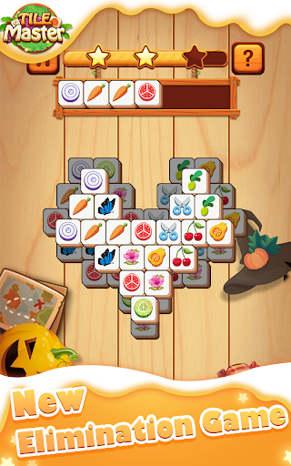 Tile Master - Classic Triple Match & Puzzle Game  screenshots 12