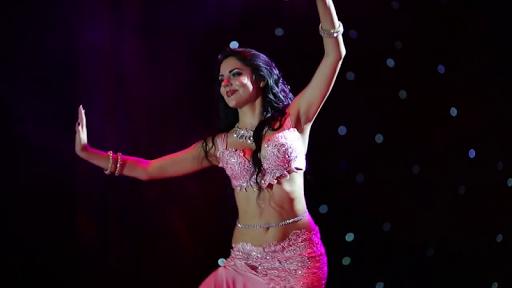 Lovely Belly Dancer