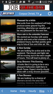 KRIS Weather- screenshot thumbnail