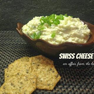 Swiss Cheese Dip.