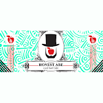 Logo of Honest Abe Cidery The Railsplitter Cider