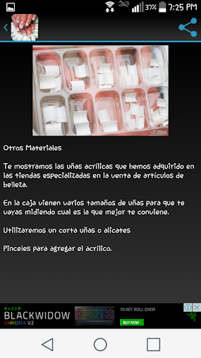 Curso De Uu00f1as Acrilicas 2.2 screenshots 7