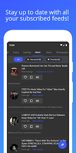 Plenary – RSS feed & offline RSS reader, News Feed (MOD, Premium) v2.2.1 1