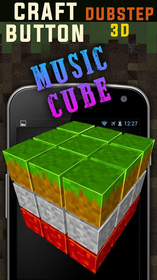 Craft button dubstep 3d android apps on google play for Good craft 2 play store