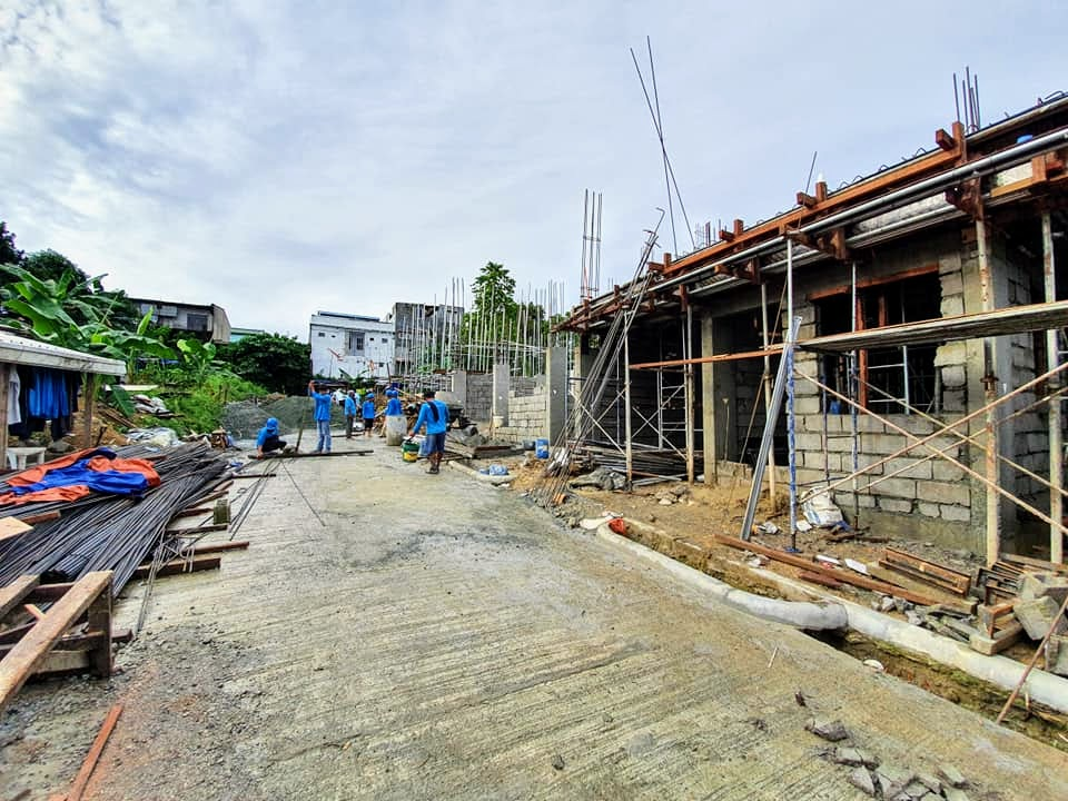 Blu Homes Gakakan October 2020 construction updates