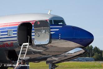 Photo: Douglas DC-6A/C (G-APSA) at Rygge Air Show 2009