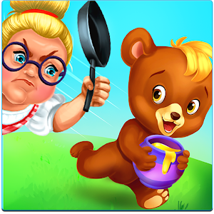 Honey Rush - Run Teddy Run Icon