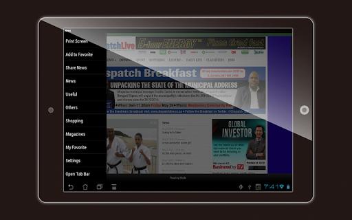 玩免費新聞APP|下載外國新聞系列:南非新聞 2015 app不用錢|硬是要APP