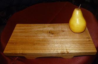 Photo: wormy butternut tray