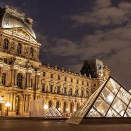 musée du Louvre by Hossein Hn - Buildings & Architecture Public & Historical