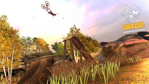 Shred! Downhill Mountainbiking 1.67 screenshots 1