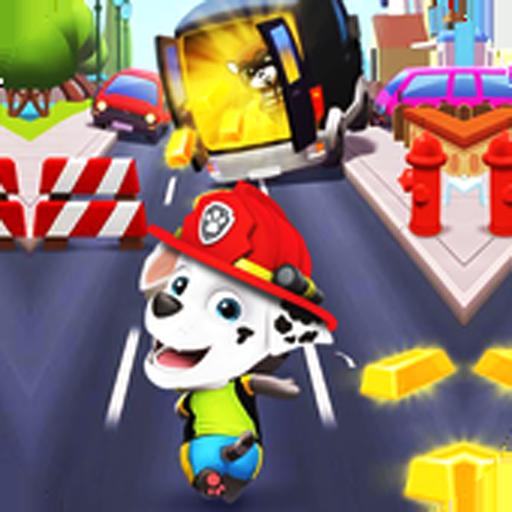 Paw Marshall Running Patrol (game)