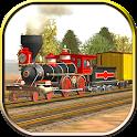 Hill Train Simulator 2015 icon
