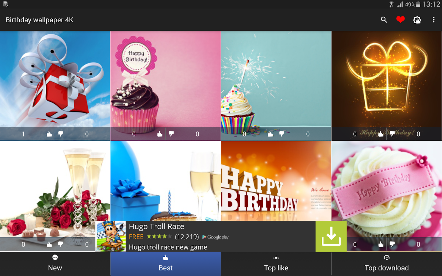 Birthday Wallpapers 4k  Android Apps on Google Play
