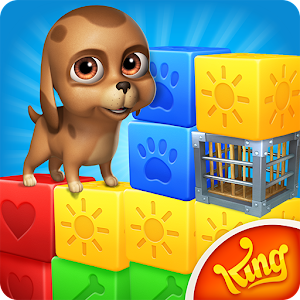 Pet Rescue Saga  |  Juegos Casuales