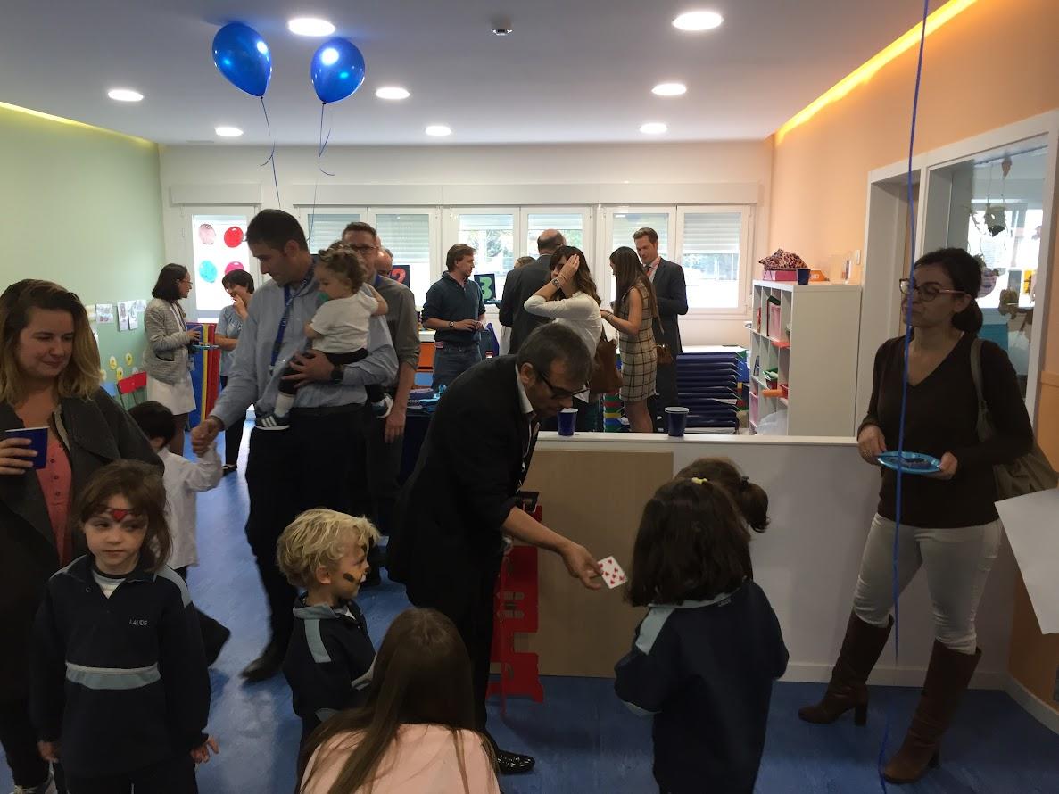 Mago Madrid Laude Fontenebro School 2016 03