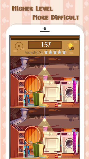 Code Triche Find Differences - Room APK MOD screenshots 4