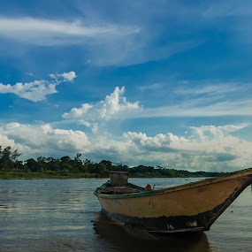 by Shyama Dev - Landscapes Waterscapes