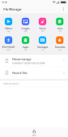 screenshot of Turbo File Manager