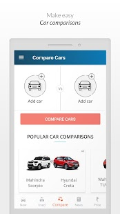 CarWale- Search New, Used Cars - náhled