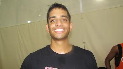 Photo: Offensive MVP-Korah Mathew Chollempel