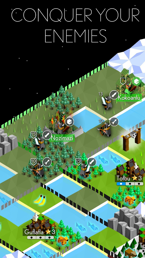 The Battle of Polytopia- screenshot