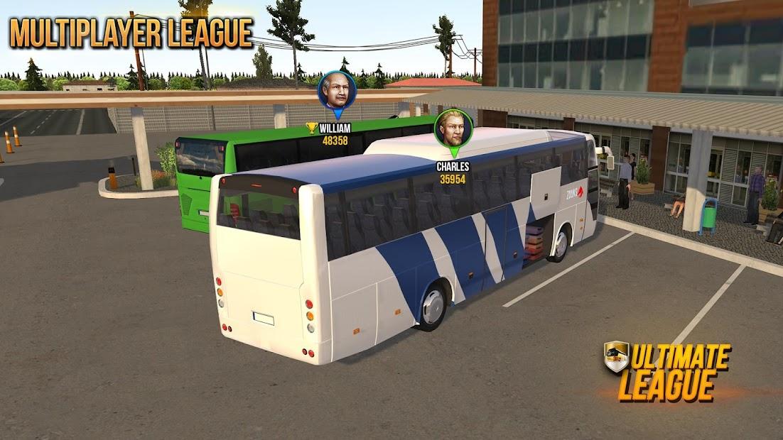 Bus Simulator : Ultimate Android App Screenshot