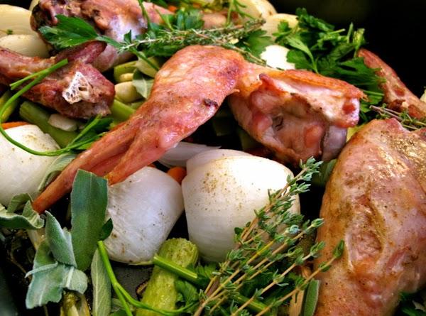 Roast Turkey Stock Recipe