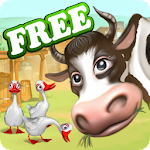 Farm Frenzy Free: Time management game Icon