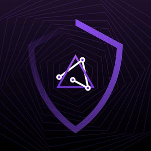 Tachyon VPN Private Free Proxy 1.7.0 by BLOCKSTONE LTD logo