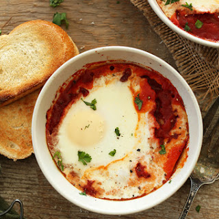 Simple Baked Eggs