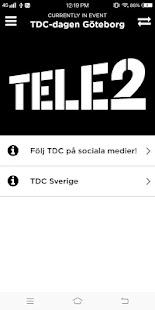 Tele2 Event - náhled