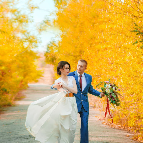 Wedding photographer Elvira Lukashevich (teshelvira). Photo of 26.11.2017