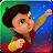 Super Bheem Galaxy Rush Icône