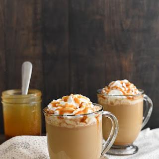 Caramel Brûlée Coffee.