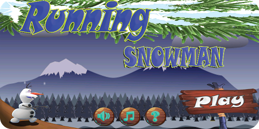 video call, chat simulator and game for snowman 1.1 screenshots 7