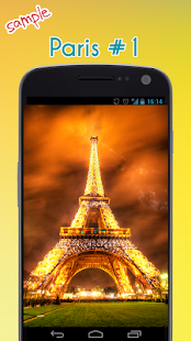 Amazing Paris Wallpaper screenshot