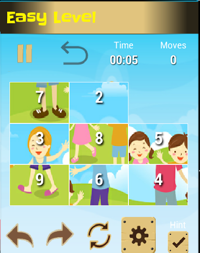 Children Puzzle|玩策略App免費|玩APPs